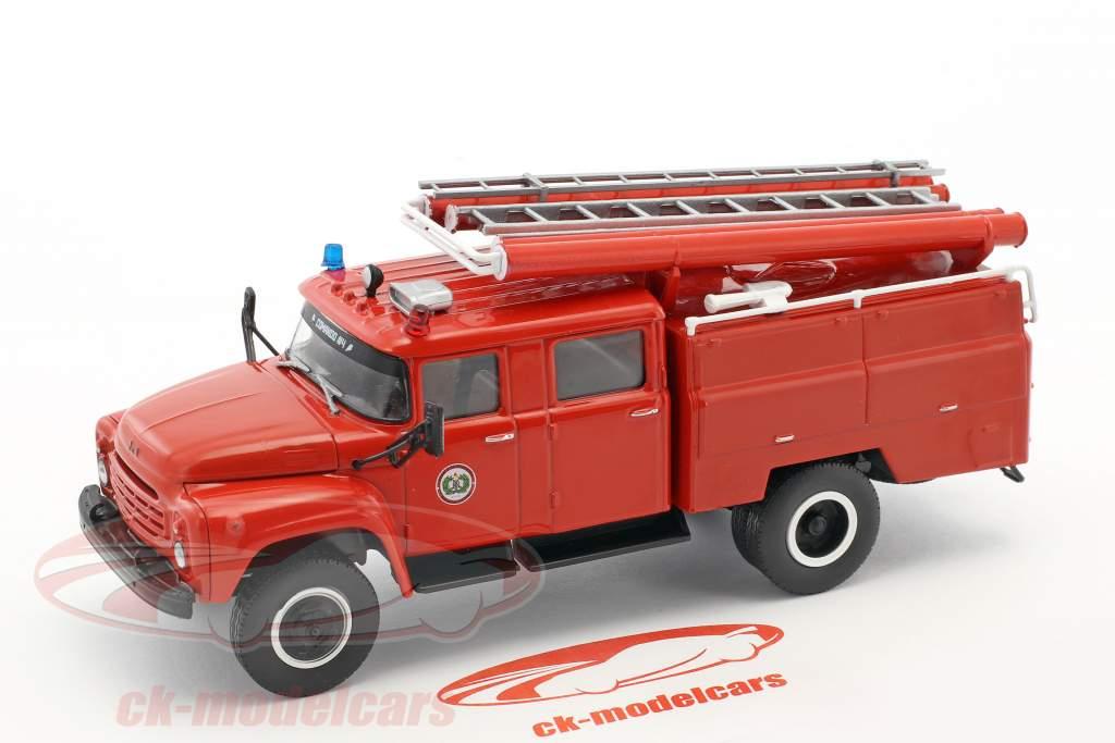 ZIL 130 AC 40 pompiers rouge 1:43 Atlas