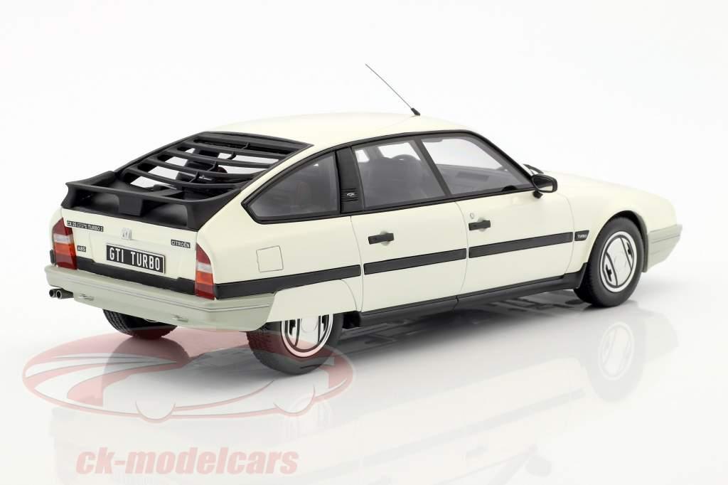 Citroen Cx 2.5 GTI Turbo 2 Baujahr 1988 weiß 1:18 OttOmobile