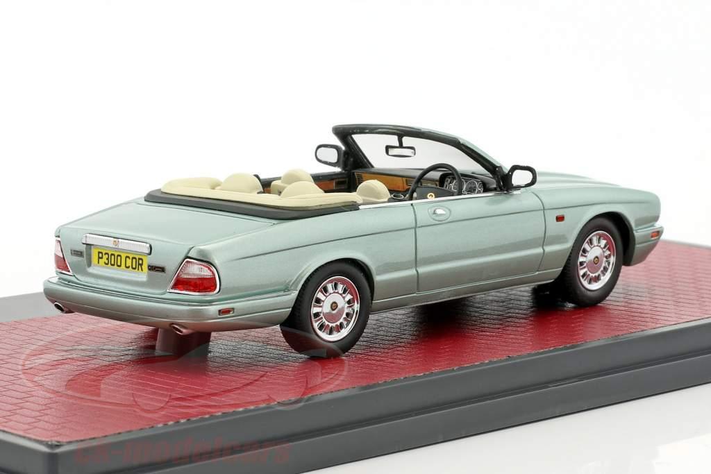 Daimler Corsica Concept Cabriolet year 1995 bright green metallic 1:43 Matrix