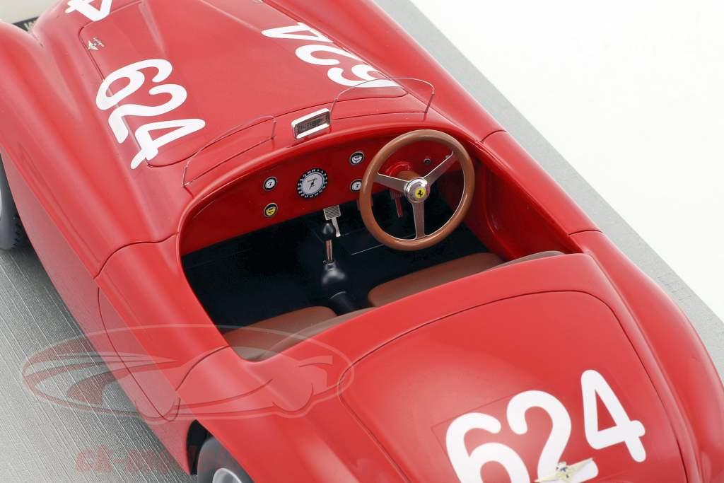 Ferrari 166MM #624 vincitore Mille Miglia 1949 Biondetti, Salani 1:18 Tecnomodel