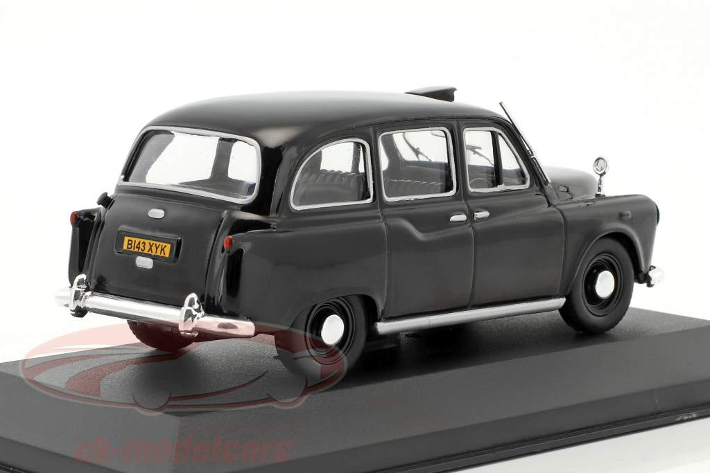 Austin FX4 RHD Londra taxi nero 1:43 WhiteBox