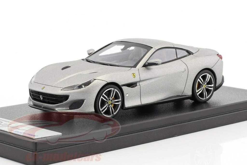 Ferrari Portofino silver 1:43 LookSmart