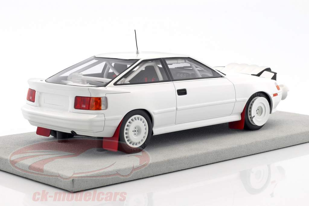 Toyota ST 165 Ready to Race 1991 blanc 1:18 TopMarques