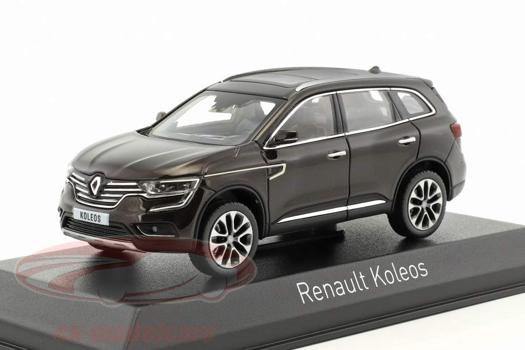 Renault Koleos year 2016 brown metallic 1:43 Norev