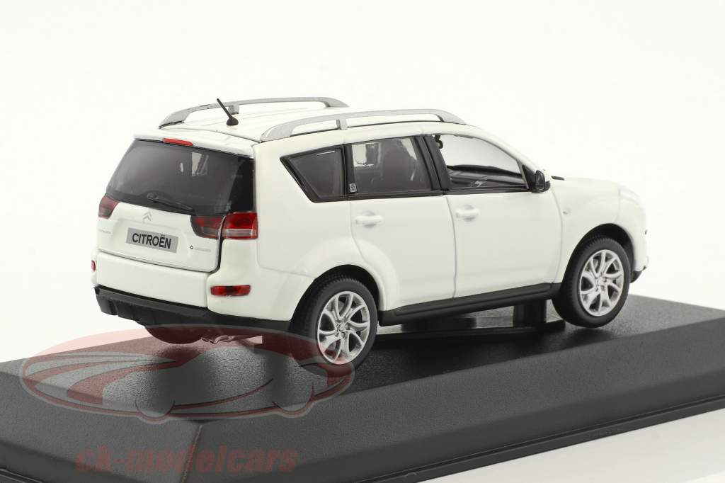 Citroen C-Crosser year 2007 white 1:43 Norev