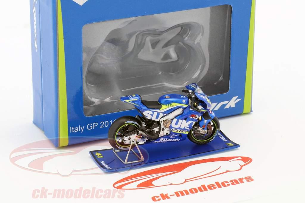 Aleix Espargaro Suzuki GSX-RR #41 Italy GP MotoGP 2016 1:43 Spark