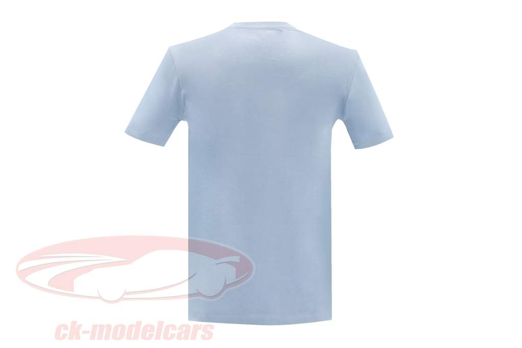 McLaren Greetings from Belgium T-Shirt hellblau