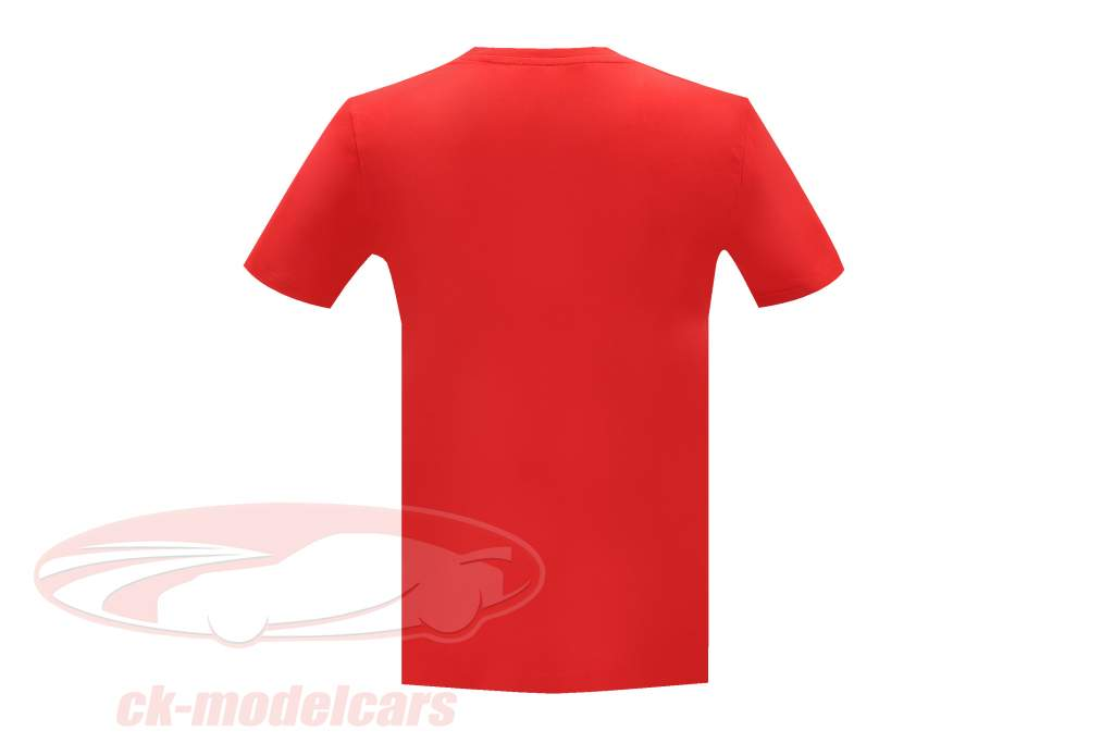 McLaren Greetings from Australia T-shirt red