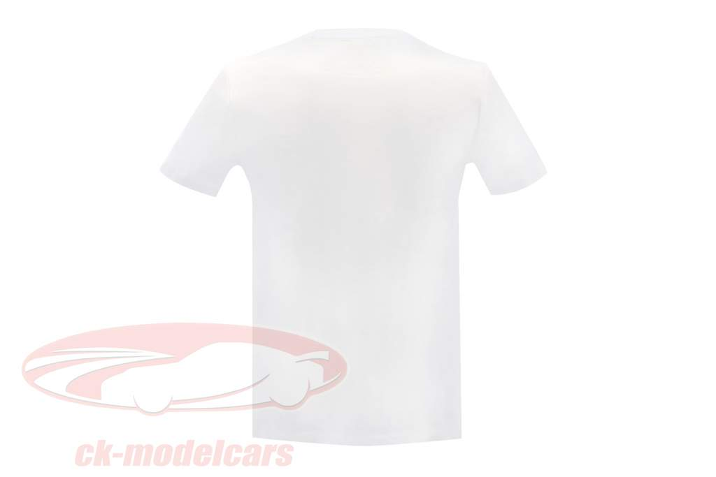 McLaren Greetings from Canada T-shirt blanc