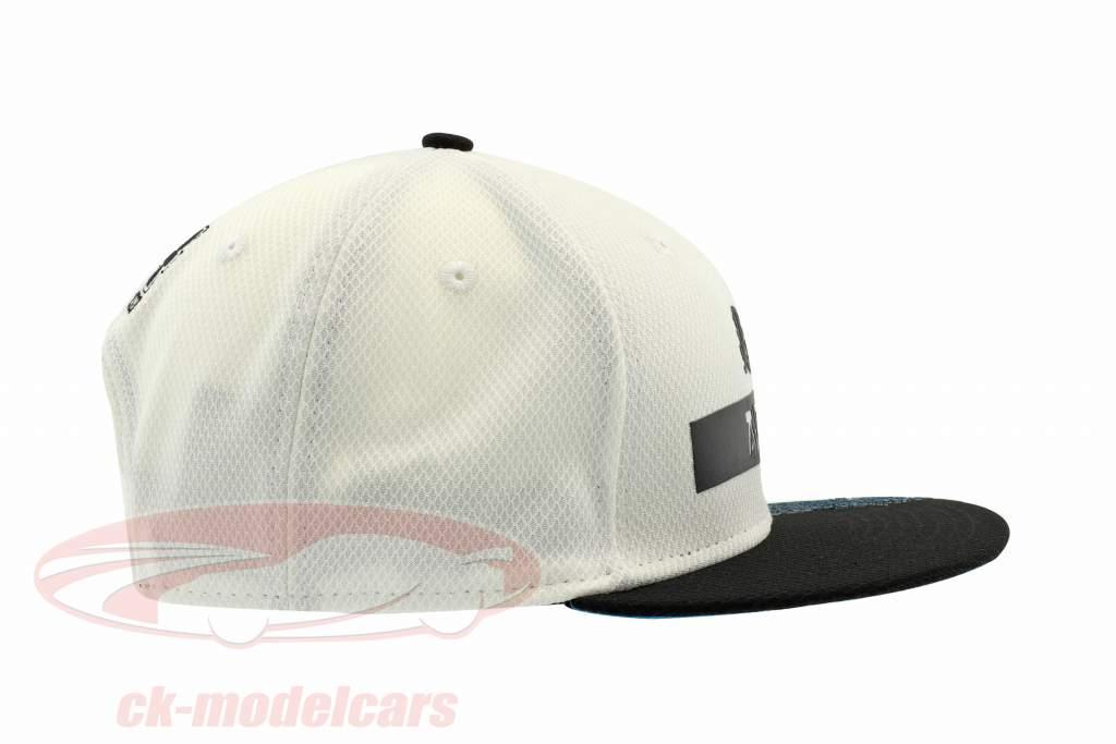 McLaren Honda Fernando Alonso #14 2017 Cap white / black S/M