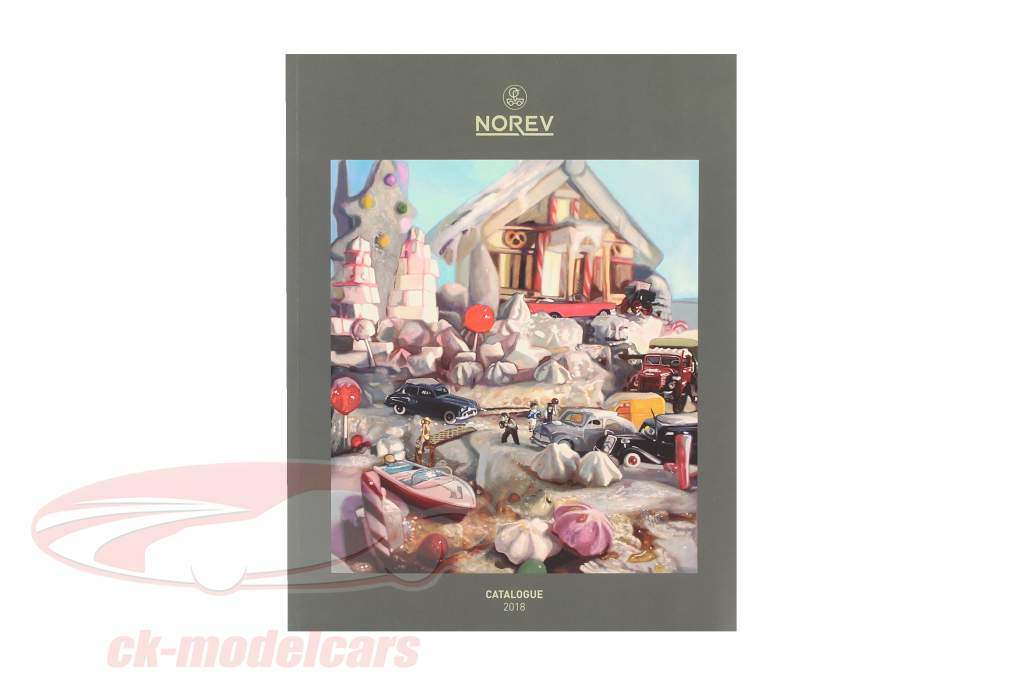 Norev Catalog 2018