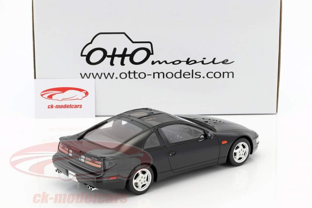 Nissan Fairlady Z (Z32) anno di costruzione 1992 nero metallico 1:18 OttOmobile