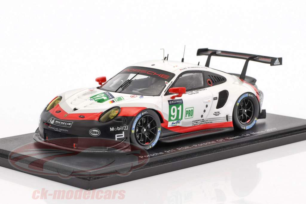 Facts And Figures The Porsche 911 Rsr