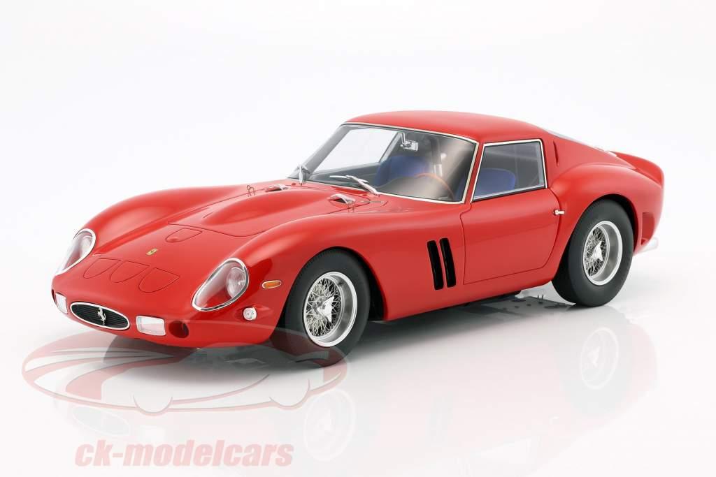 Ferrari 250 GTO année de construction 1962 rouge 1:12 GT-Spirit