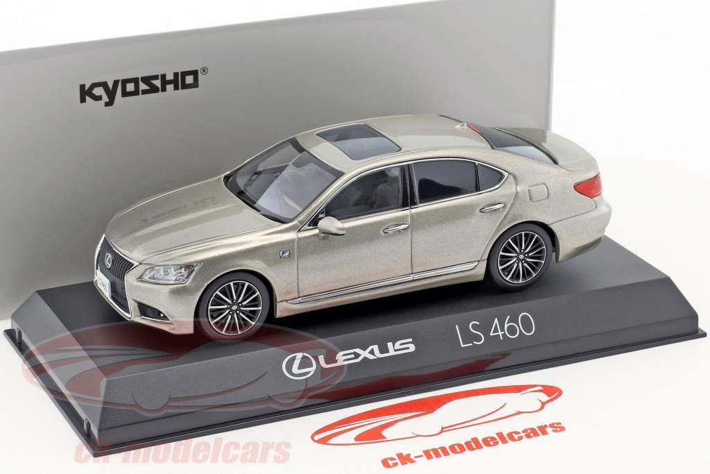 Lexus LS 460 F Sport titanium 1:43 Kyosho