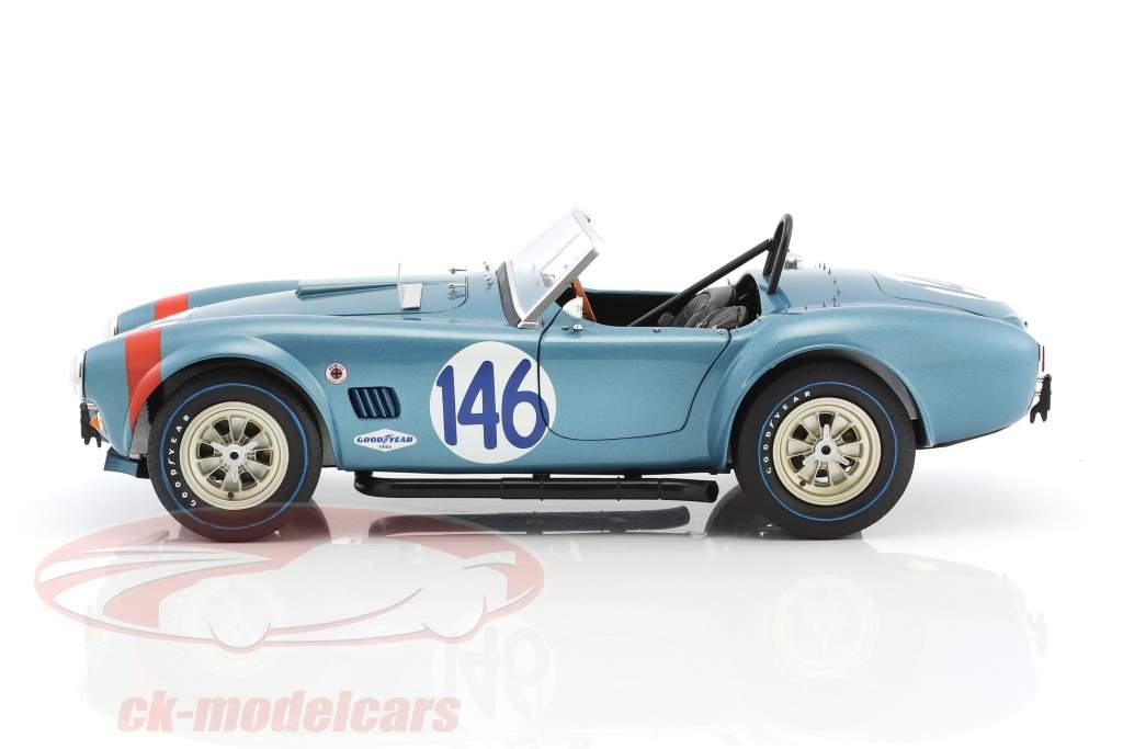 Shelby 289FIA Cobra #146 Class Champion Targa Florio 1964 Gurney, Grant 1:12 GMP