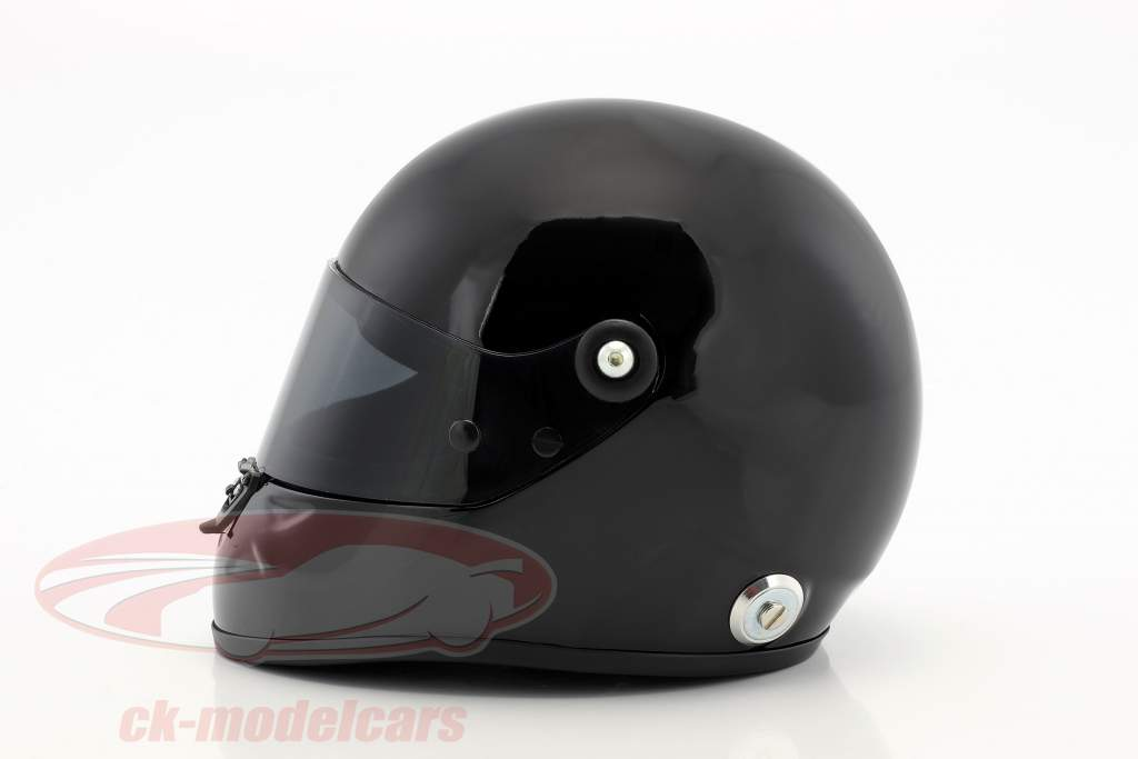 Schuberth SF1 Miniatur Replica helmet Plain Body Version black 1:2 Schuberth