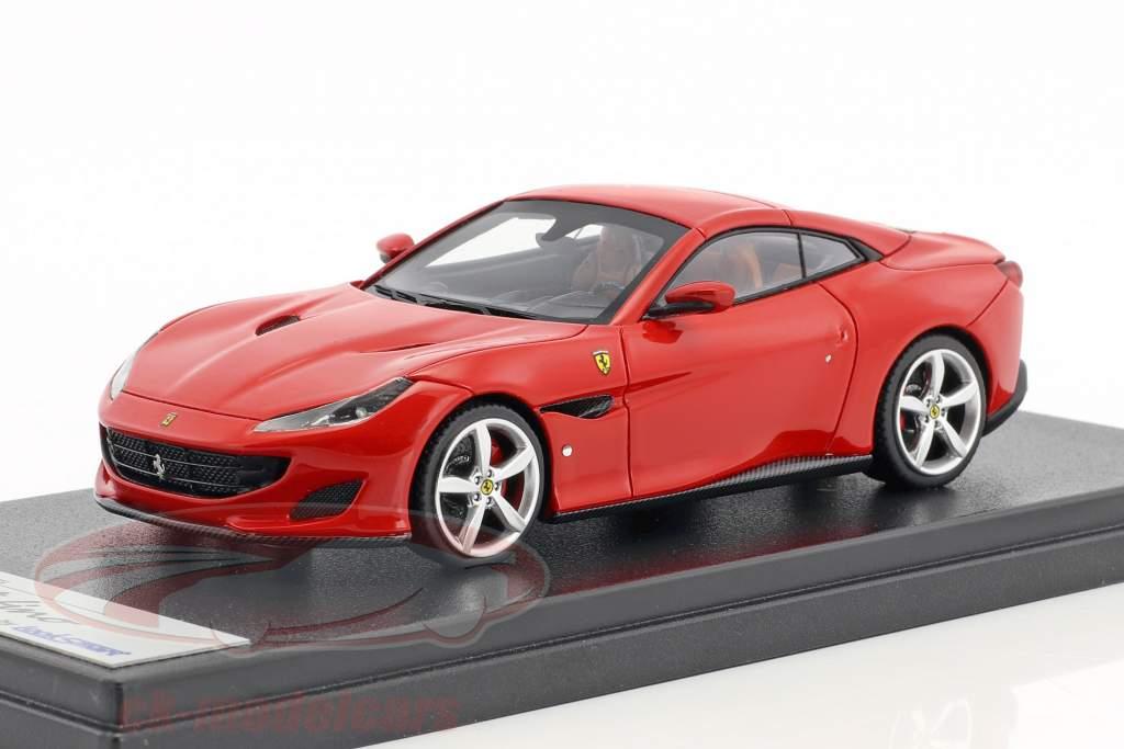 Ferrari Portofino year 2017 red 1:43 LookSmart