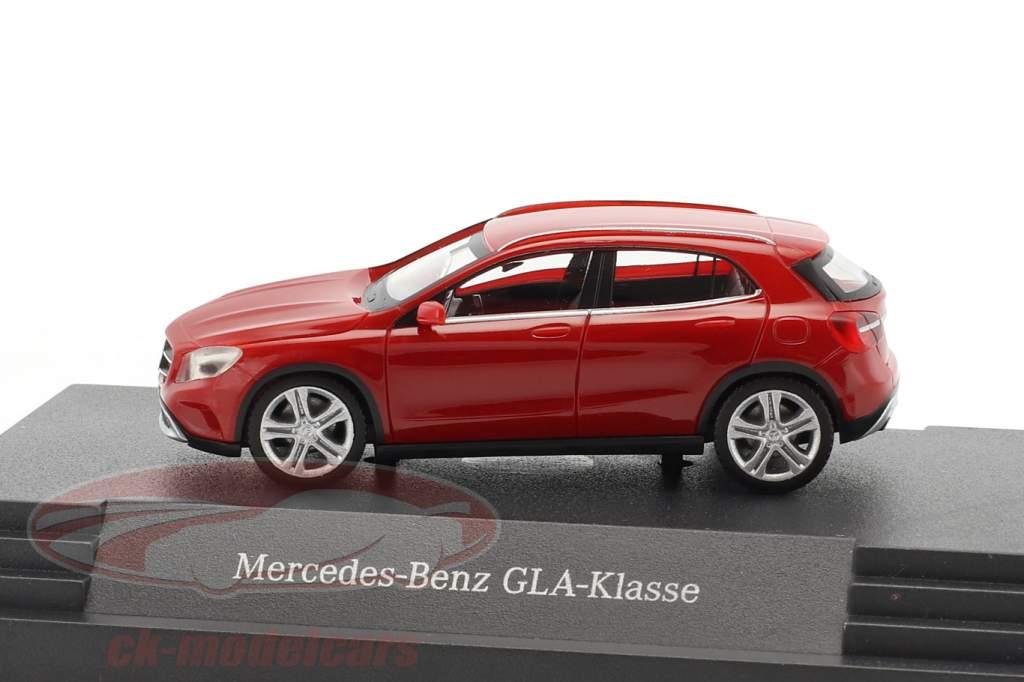 Mercedes-Benz GLA-Klasse Giove rosso 1:87 Herpa