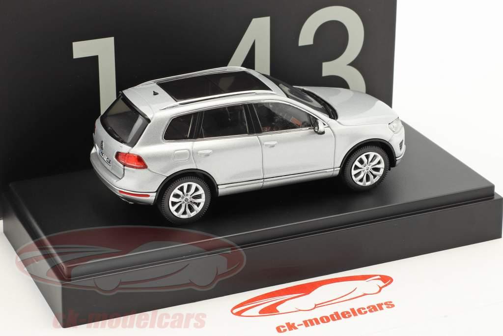 3-Car set Volkswagen VW Touareg anno di costruzione 2015 1:43 Herpa