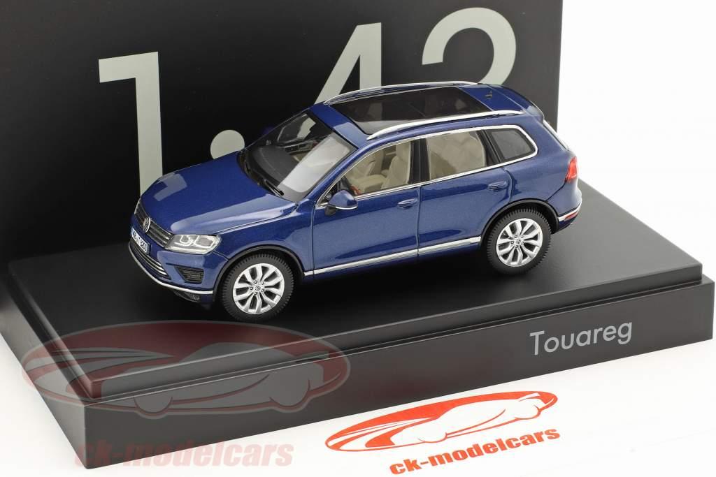3-Car set Volkswagen VW Touareg year 2015 1:43 Herpa