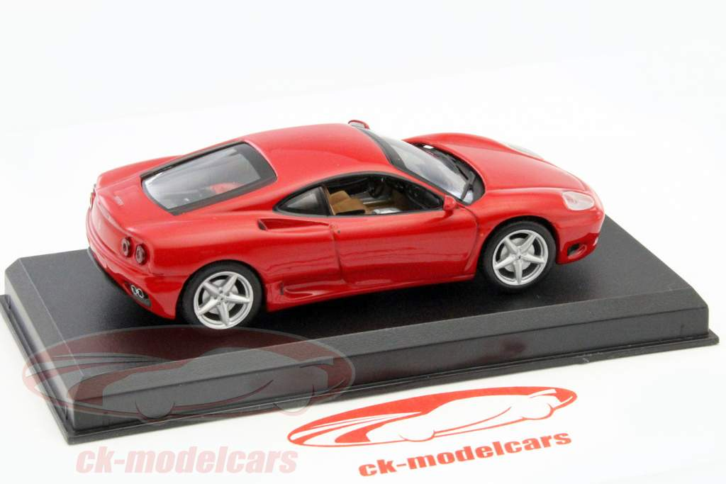 5-Car set Ferrari FXX, California, 360 Modena, F40 & 125 S 1:43 Altaya