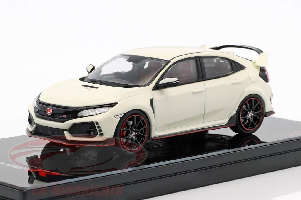 Honda Civic Type R RHD blanc 1:43 TrueScale