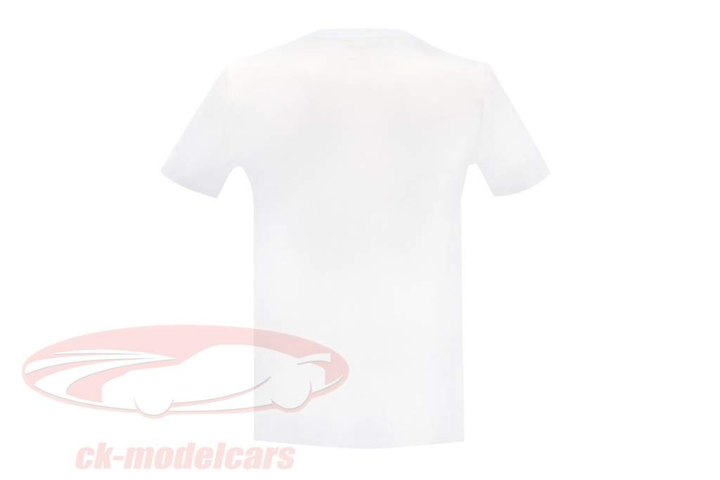 L. Hamilton Mercedes AMG Petronas F1 Team Pole position world Record F1 2017 T-shirt white