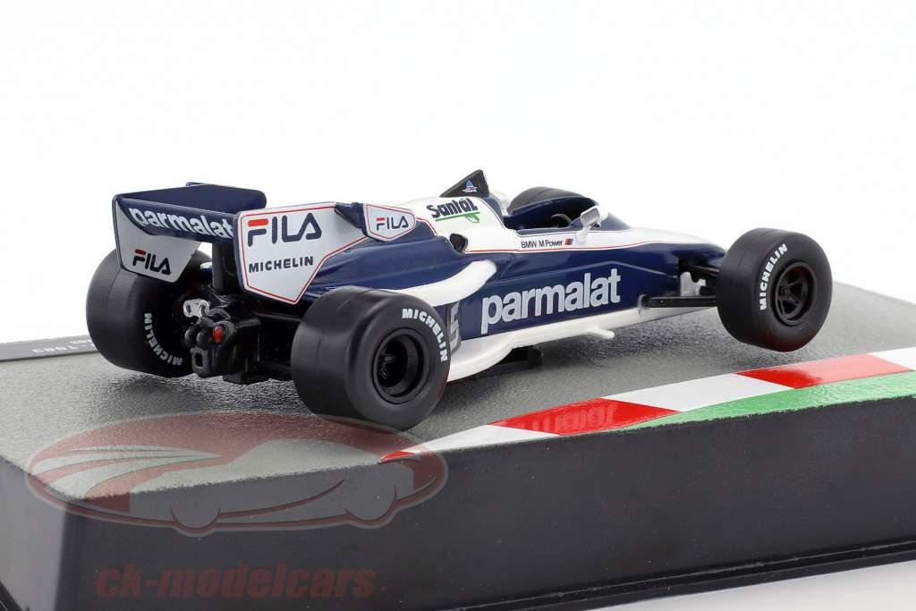 Nelson Piquet Brabham BT52B #5 formule 1 1983 1:43 Altaya
