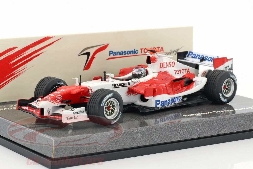 Jarno Trulli Toyota TF105 #16 formula 1 2005 1:43 Minichamps