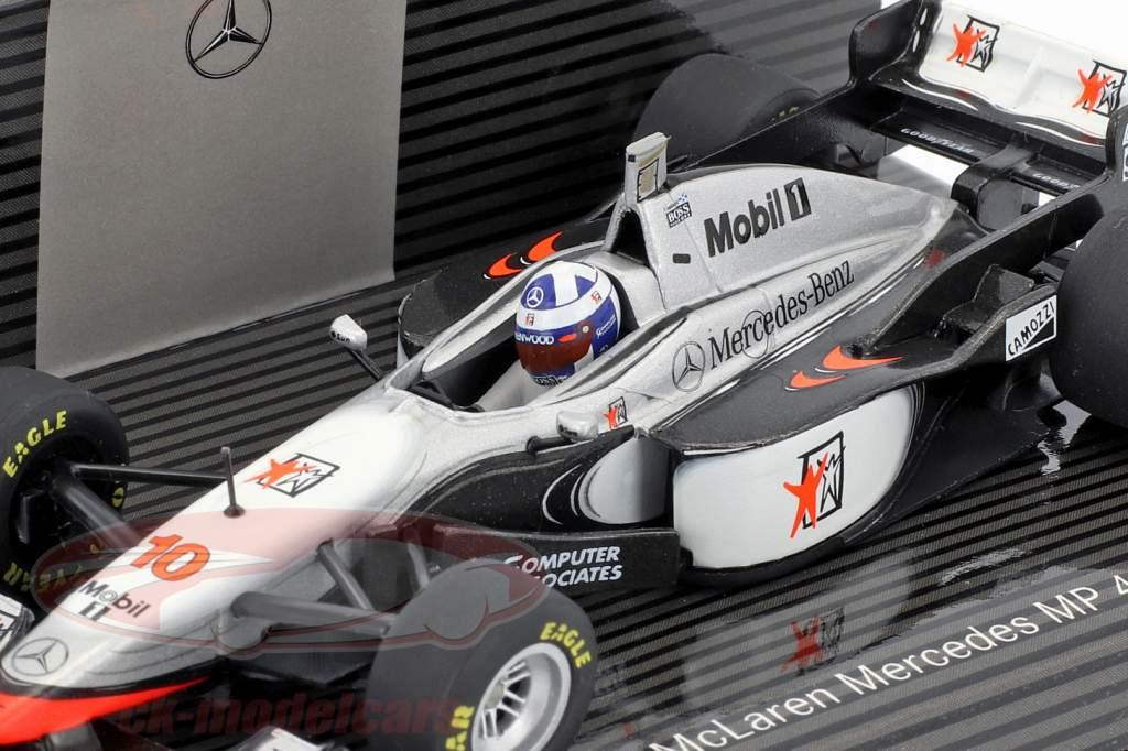 David Coulthard McLaren MP4/12 #10 Formel 1 1997 1:43 Minichamps