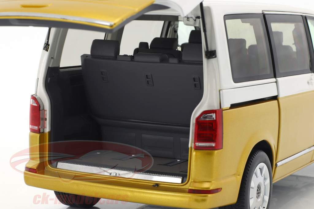NZG VW T6 Multivan 70 Jahre Bulli 1:18 #LX95410060