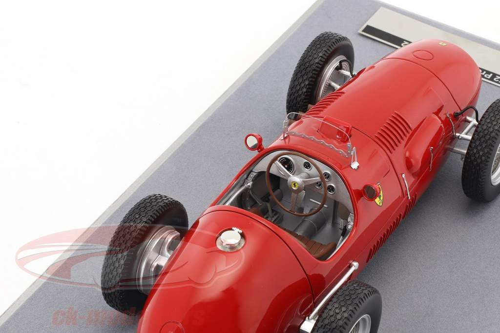 Ferrari 500 F2 Press version 1952 red 1:18 Tecnomodel