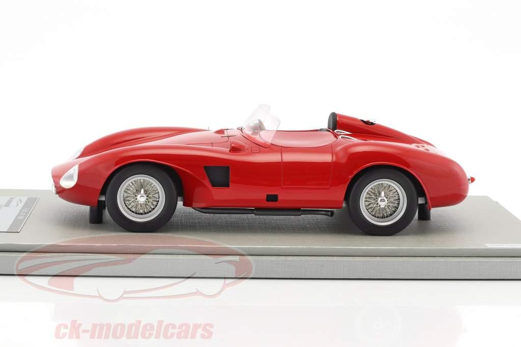 Ferrari 625 LM stampa versione 1956 rosso 1:18 Tecnomodel