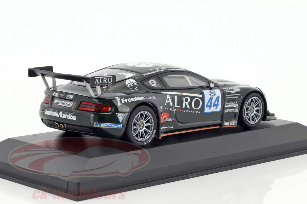 Aston Martin DBRS9 #44 FIA GT3 Spa 2006 Machitski, Cocker 1:43 Minichamps