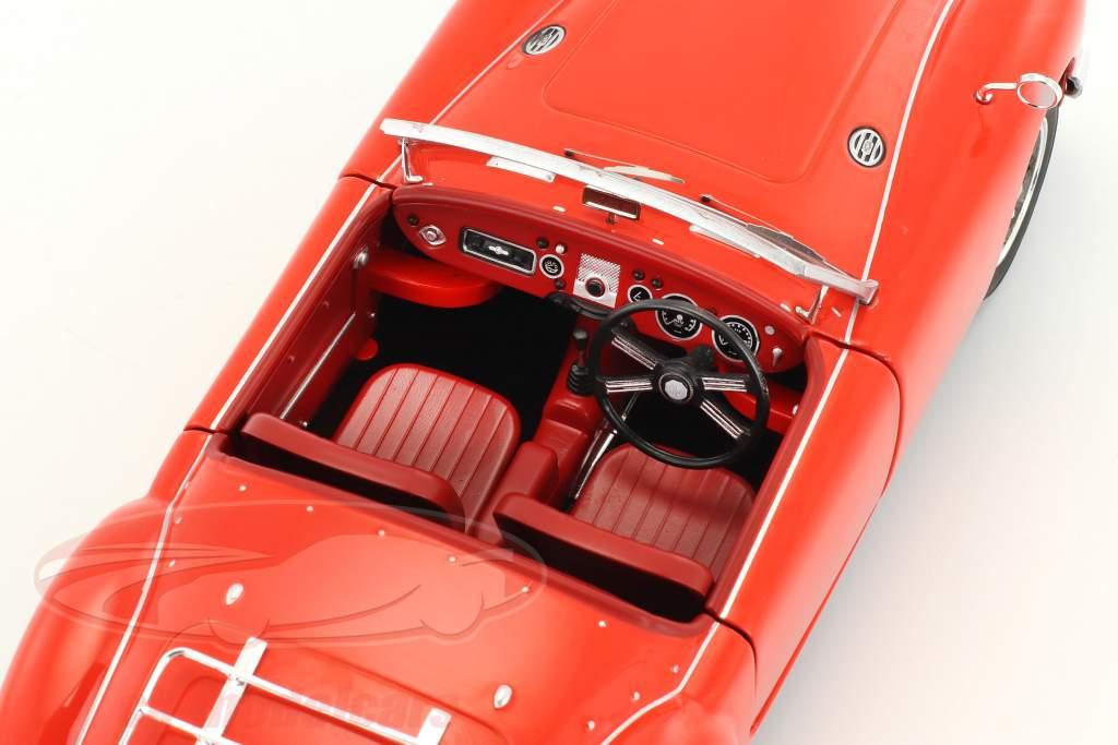 MGA MKI A1500 Convertible year 1957 red 1:18 Triple 9