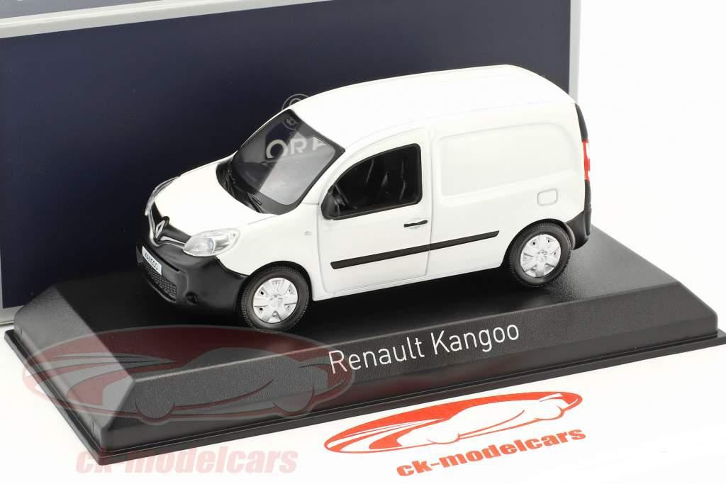 Renault Kangoo Van anno di costruzione 2013 bianco 1:43 Norev