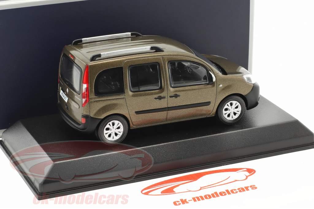 Renault Kangoo Van anno di costruzione 2013 marrone 1:43 Norev