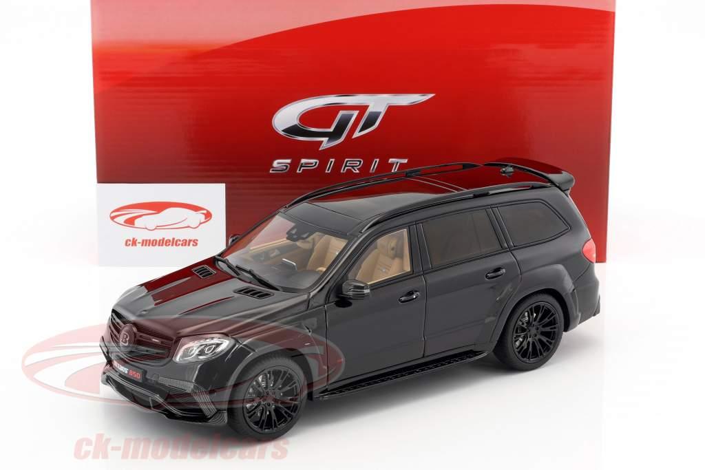 Brabus 850XL année de construction 2016 noir 1:18 GT-Spirit