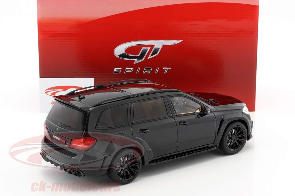 Brabus 850XL anno di costruzione 2016 nero 1:18 GT-Spirit