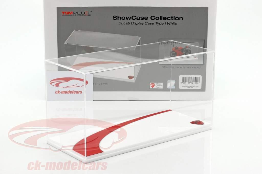 Ducati Showcase Type I white 1:12 TrueScale