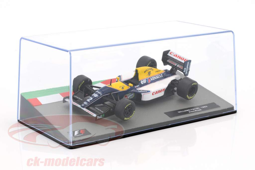 Alain Prost Williams FW15C #2 World Champion formula 1 1993 1:43 Altaya