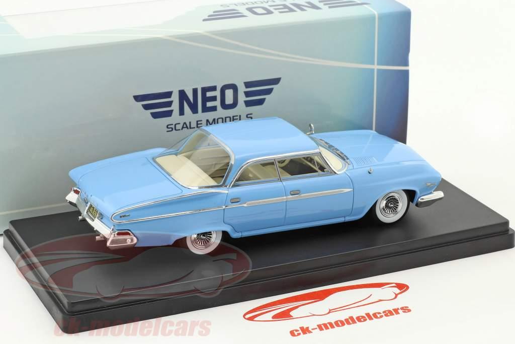 Dodge Dart Phoenix year 1961 blue 1:43 Neo