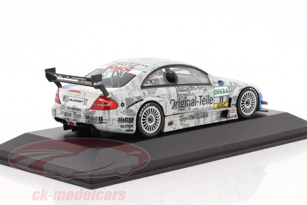 Mercedes-Benz CLK #11 DTM 2003 Thomas Jäger 1:43 Minichamps