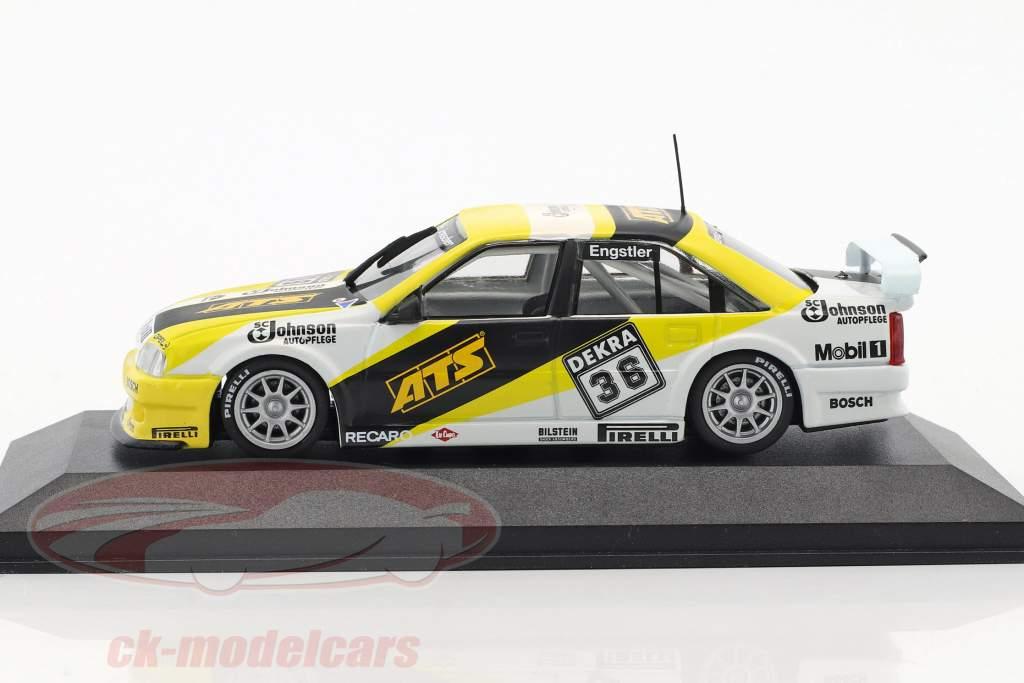 Opel Omega 3000 Evo 500 #36 DTM 1991 Franz Engstler 1:43 Minichamps