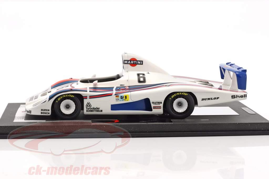 Porsche 936/78 Turbo #6 2nd 24h LeMans 1978 Wollek, Barth, Ickx 1:18 BBR