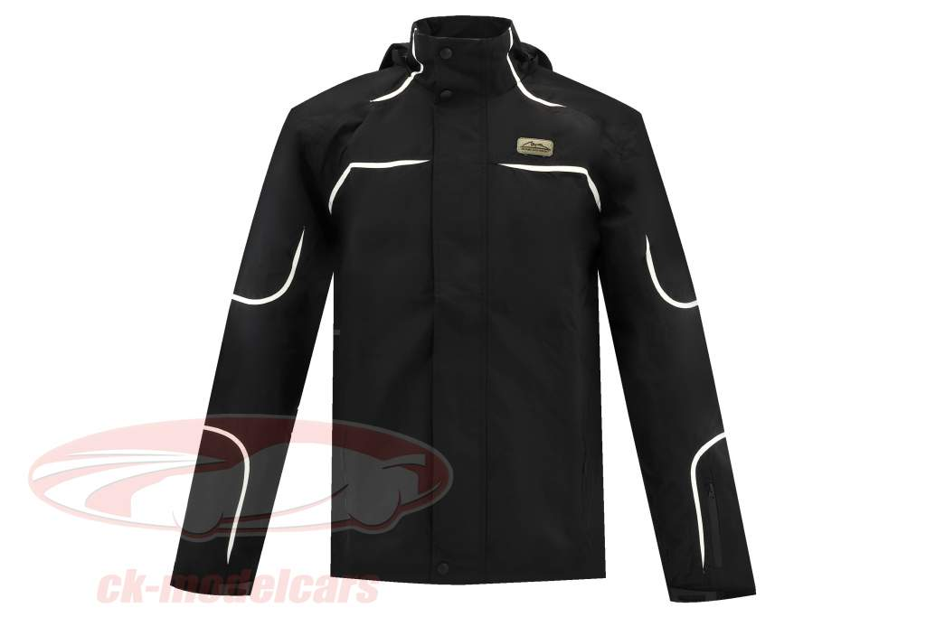Michael Schumacher Functional Jacket Tech anthracite