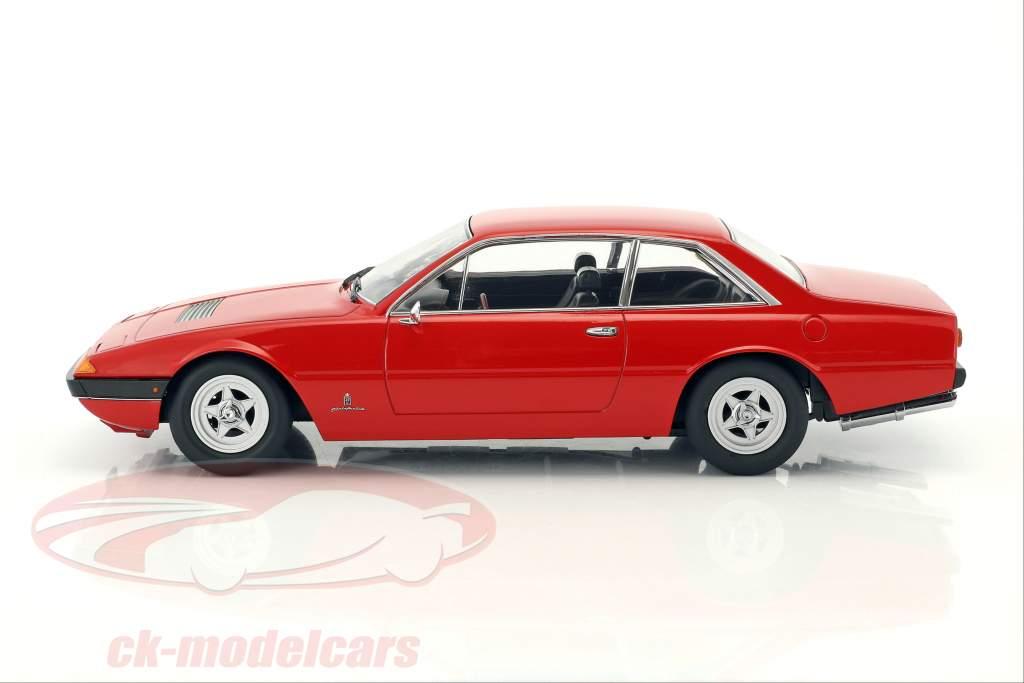 Ferrari 365 GT4 2+2 anno di costruzione 1972 rosso 1:18 KK-Scale