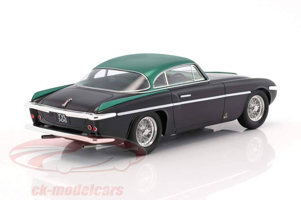 Ferrari 212 Inter Coupe Vignale year 1953 black / green metallic 1:18 Matrix