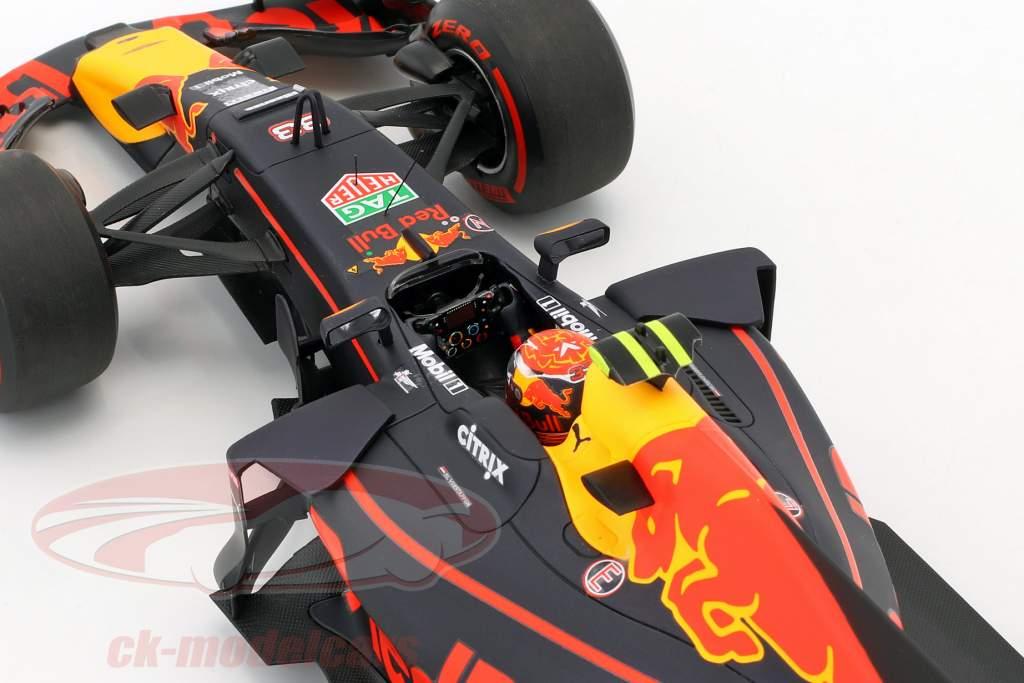 Max Verstappen Red Bull RB13 #33 Australie GP formule 1 2017 1:18 Minichamps